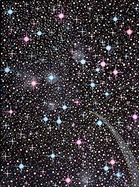 Star-Field-Voyager,-17-x-23,-2014
